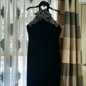 Betsy and Adam velvet dress size 10 ?